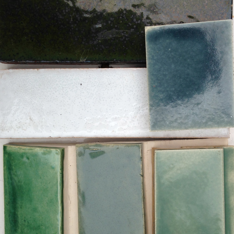 Green Translucent Glazes
