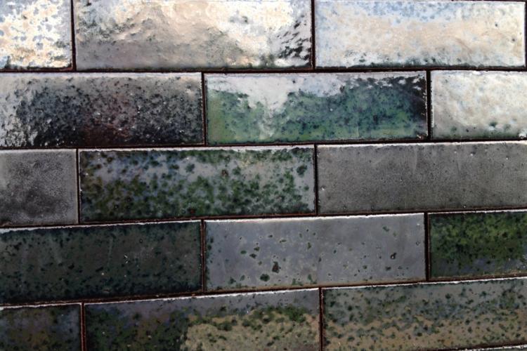 Textured Peweter Glazes